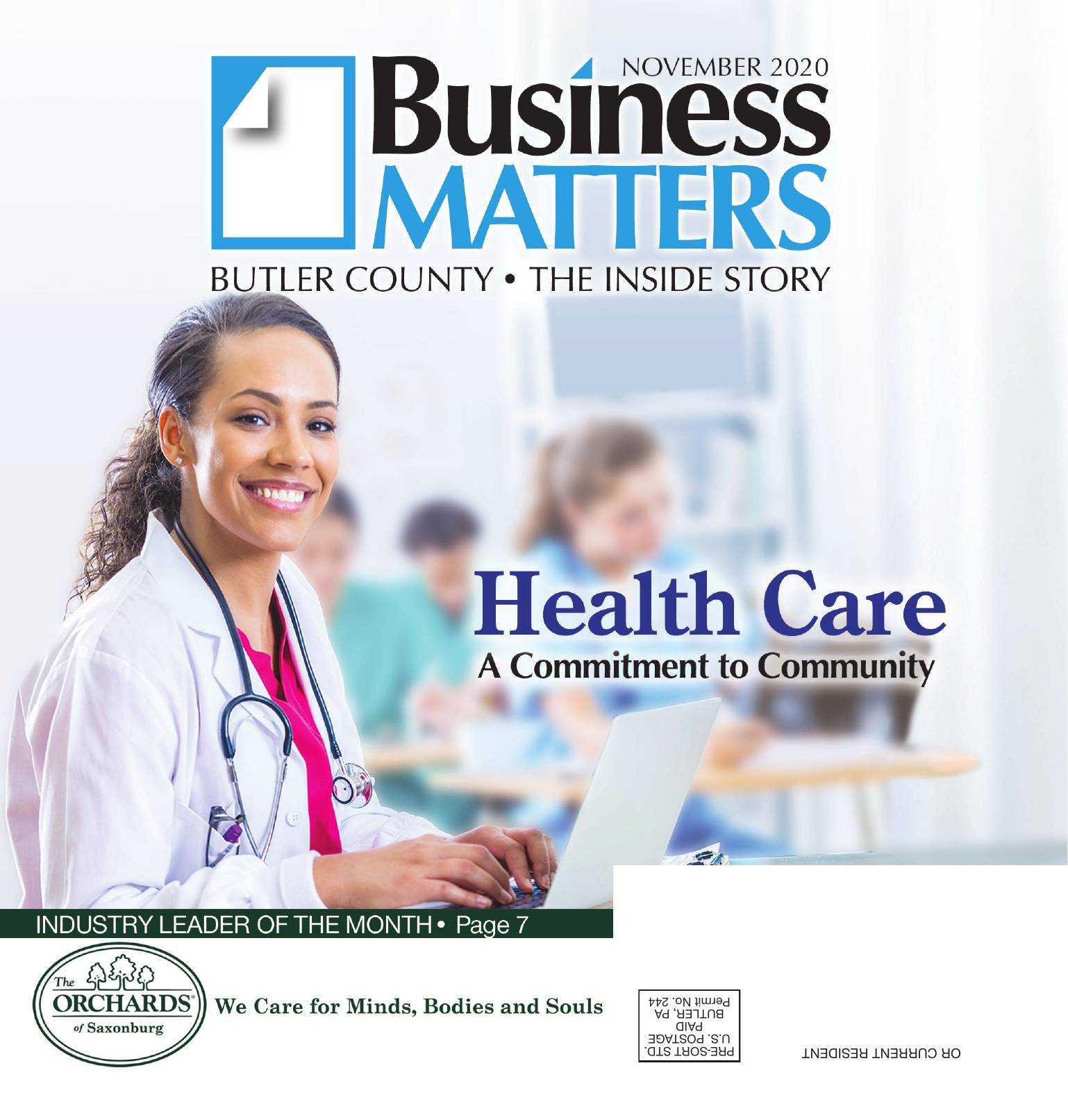 Butler County Business Matters